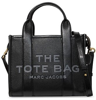 Marc Jacobs Mini Traveler Leather Tote