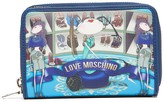 Love Moschino Printed Wallet