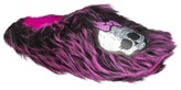 Girl's Monster High Scuff Slipper - Pink