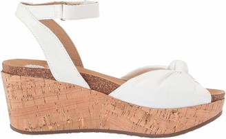 Yellow Box womens Cassidy wedges sandals