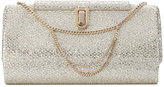 Jimmy Choo Cay clutch - women - Leather/PVC - One Size
