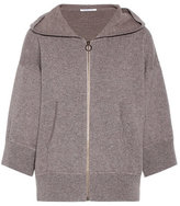 Agnona Cashmere and wool hoodie