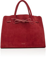 Mansur Gavriel Women's Sun Bag-BURGUNDY
