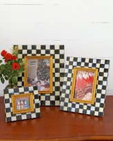 Mackenzie Childs MacKenzie-Childs Small Courtly Check Photo Frame