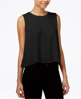 Rachel Roy Pleated Lace-Back Top, Only at Macy's