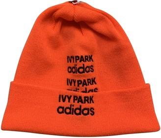 adidas Orange Wool Hats