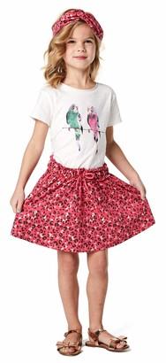 Noppies Girls' G Tee ss Summerville T-Shirt