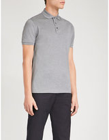 Ralph Lauren Purple Label Slim-fit Cotton-piqué Polo Shirt