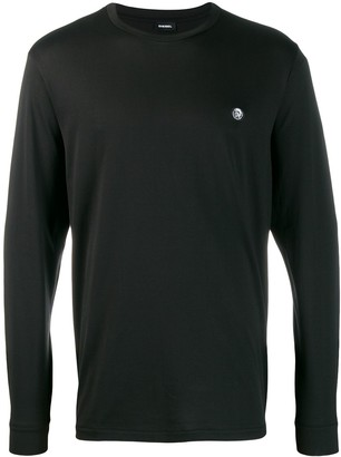 Diesel Long Sleeve Top