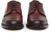 Reiss Reiss Leeds 2 - Allen Edmonds Cordovan Leather Shoes In Red