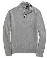 Tommy Hilfiger Men's Half Zip Sweater