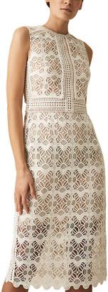 Reiss Coral Dress