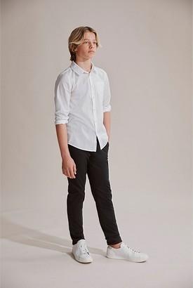 Country Road Teen White Shirt