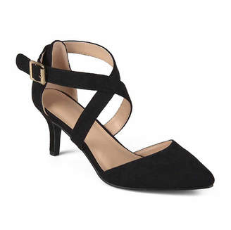 Journee Collection Womens Dara Pumps Pointed Toe Stiletto Heel