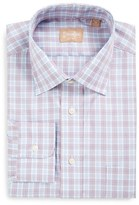 Men's Gitman 'Broadcloth' Regular Fit Check Dress Shirt