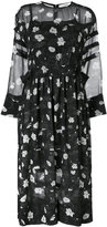 Carven floral print dress - women - Polyester - 34