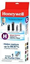 Honeywell True HEPA Allergen Remover Replacement Filter H