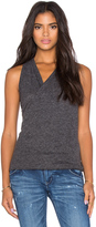 David Lerner Twisted Jersey Tunic