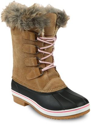 Northside Kathmandu Girls' Waterproof Winter Boots