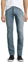 Hudson Blake Idlewilde Slim-Straight Jeans, Light Blue