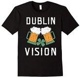 Dublin Vision Funny Irish TShirt - St Patricks Day Shirts