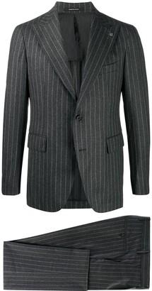 Tagliatore Pinstripe Tailored Suit