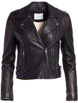 Thumbnail for your product : Joie Leolani Leather Jacket