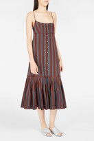 Brock Collection Dahlia Striped Dress