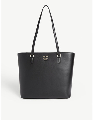 DKNY Whitney leather large tote