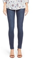 Jag Jeans 'Nora' Pull-On Stretch Skinny Jeans (Anchor Blue) (Regular & Petite)