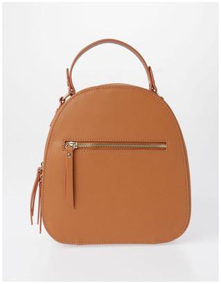 Miss Shop EBG12441 Top Handle Hard Case Backpack Bag
