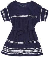 Lisa Marie Fernandez Navy Cotton Dress for Women