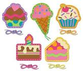 Stephen Joseph Lacing Cards - Sweets