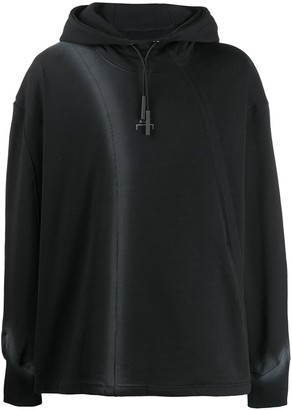 A-Cold-Wall* Ribbed Panel Hoodie