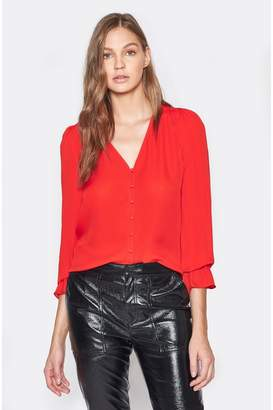 Joie Bolona Silk Top
