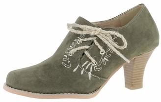 Hirschkogel Women's 3547808 Closed Toe Heels