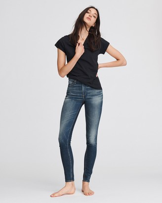 Rag & Bone Nina high-rise skinny