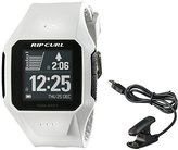 Rip Curl Unisex A1111 WHI Digital Display Quartz White Watch