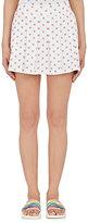 Tory Sport Women's Tennis Skirt-WHITE