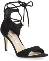 Diane von Furstenberg Women's 'Rimini' Ankle Wrap Sandal