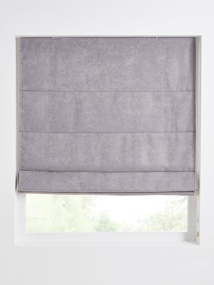 Woven Thermal Roman Blind