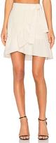 A.L.C. Hampton Skirt in Ivory
