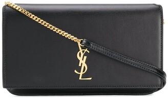 Saint Laurent Monogram phone holder bag