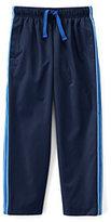 Classic Boys Mesh Lined Track Pants-Nautical Navy