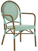 Pier 1 Imports Bistro Chair - Turquoise