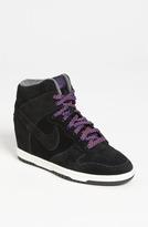 Nike 'Dunk Sky Hi' Wedge Sneaker (Women)