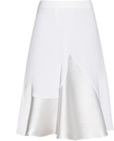 Stella McCartney Florentina cady skirt