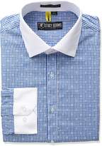 Stacy Adams Men's Slim Fit Cancun Dress Shirt