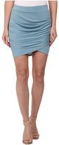 BCBGMAXAZRIA Paloma Pleated Tulip Skirt