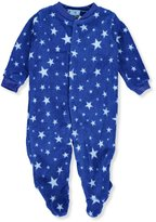 Sweet & Soft Baby Boys' Plush Footed Coverall